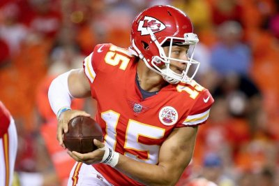 Patrick Mahomes: Kansas City Chiefs visit Denver Broncos with rookie QB