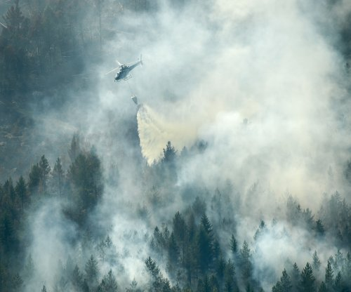 Sweden seeking foreign assistance to combat raging wildfires