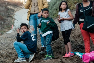 U.S.-to-house-unaccompanied-migrant-children-at-Oklahoma's-Fort-Sill-Army-base