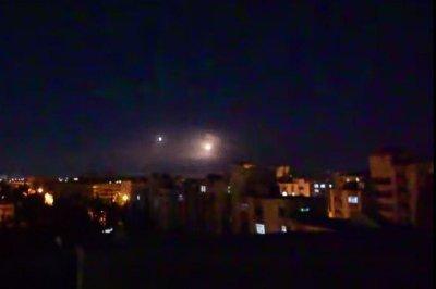 Rocket attacks hit near Syrian capital; 7 dead