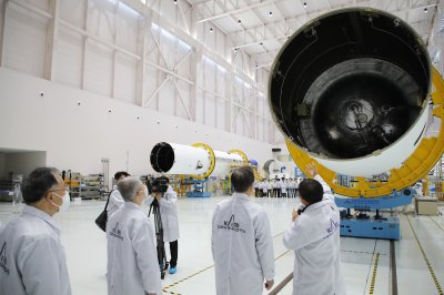 South Korea aims for moon landing vehicle by 2030
