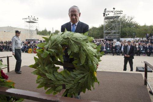 Israel honors 6 million Jews