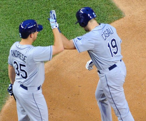 Curt Casali's two homers help Tampa Bay Rays beat Detroit Tigers