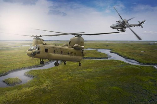 India inks deal for Apache, Chinook helicopters