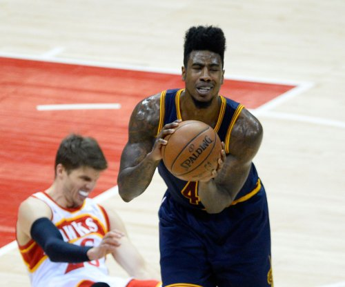 "Iman Shumpert: ""It felt good to beat [Stephen Curry]"""