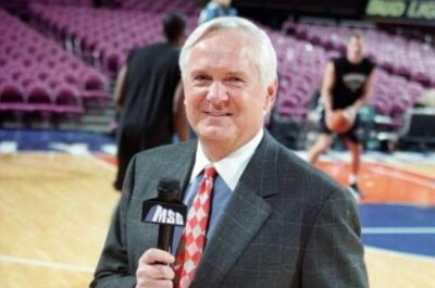 Former New York Knicks announcer John Andariese dies at 78