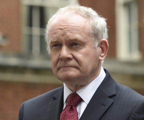 Martin McGuinness, former IRA commander, dies at 66