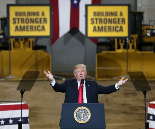 Trump: $1.5T infrastructure plan may be passed in 'a series of measures'