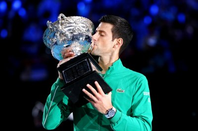 Australian Open: Novak Djokovic wins 8th title, beating Dominic Thiem