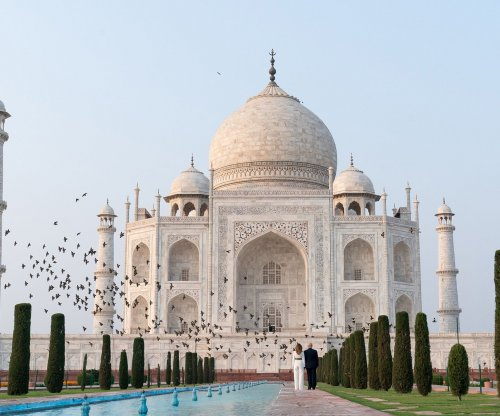 Taj Mahal reopens for first time since COVID-19 pandemic