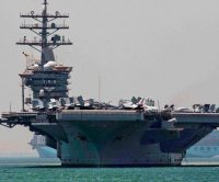 Eisenhower carrier strike group conducts port visit in Oman