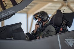 F-35 pilots act as air aggressors for first time at Nellis exercise