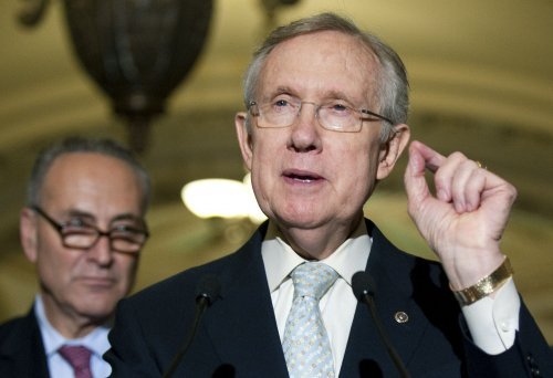 Reid: 'Romney is hiding something'