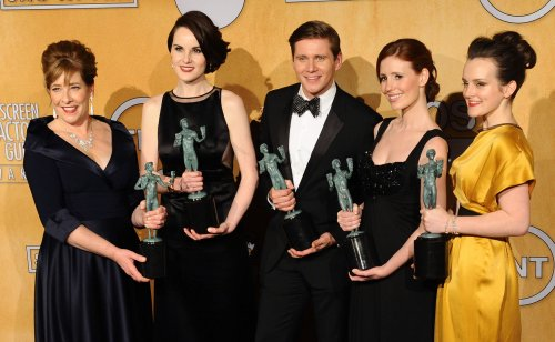 'Downton Abbey' gets fifth season