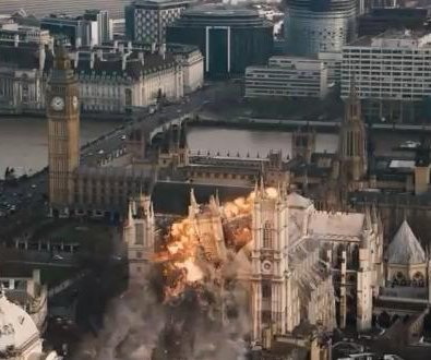 Gerard Butler stars in 'London Has Fallen' teaser trailer