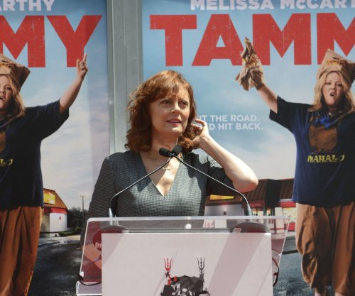 Susan Sarandon brings Timothy Leary's ashes to Burning Man festival