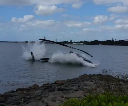 Tour helicopter crash injures five in Honolulu