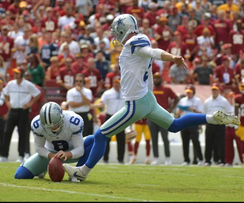 Dallas Cowboys work out kickers with Dan Bailey ailing