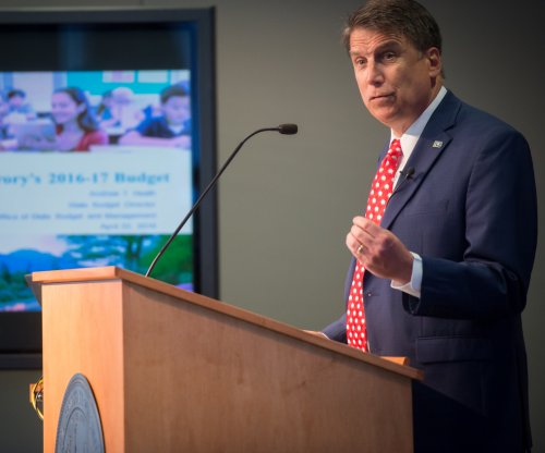 N.C. Gov. Pat McCrory concedes election 'despite continued questions'