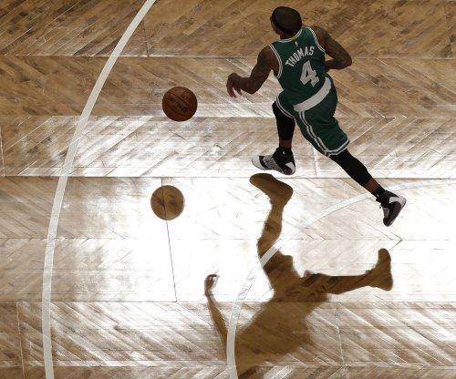 Isaiah Thomas ties mark as Boston Celtics defeat Philadelphia Sixers