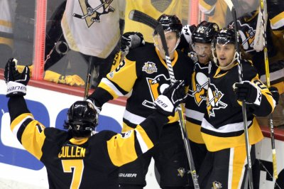 Penguins open 3-1 lead over Capitals without Sidney Crosby