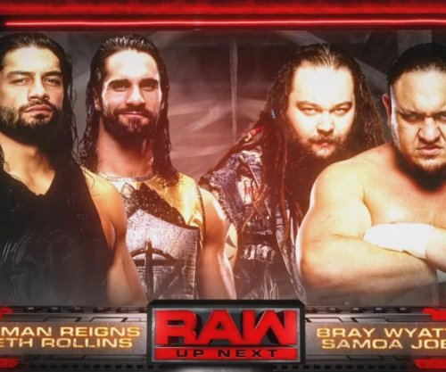 WWE Raw: Roman Reigns, Seth Rollins reunite for Tag Team Match