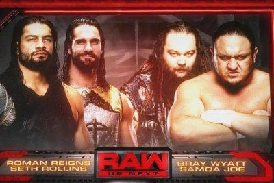 WWE Raw: Roman Reigns, Seth Rollins reunite for Tag Team Match