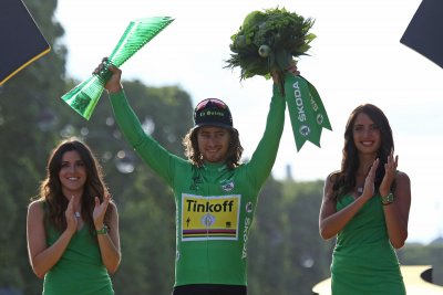 2017 Tour de France: Peter Sagan of Slovakia wins third stage of Tour de France