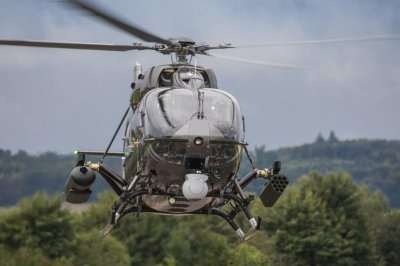 Serbia accepts first light attack helicopter from Airbus