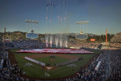 Los Angeles Dodgers unveil $100-million plan to renovate stadium