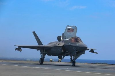 British F-35s counter IS in first combat missions from HMS Queen Elizabeth