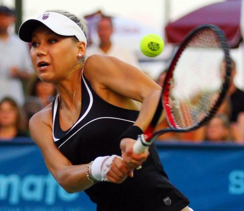Kournikova leaving 'Biggest Loser'