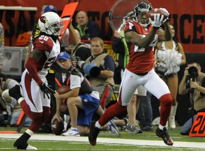 NFL: Atlanta 23, Arizona 19
