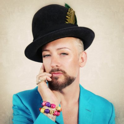 Boy George to release new album in North America this March