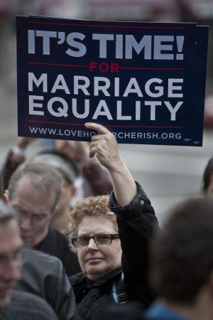 Bishop of Salisbury supports gay marriage