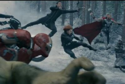 'Avengers: Age of Ultron' releases new TV spot trailer