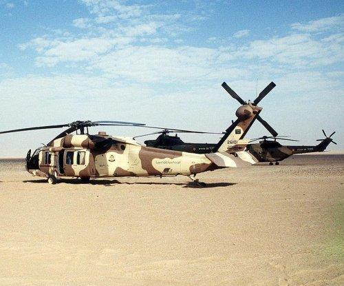 Saudi Arabia seek U.S. helicopter deal