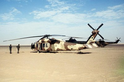 Saudi Arabia seek U.S. helicopter deal