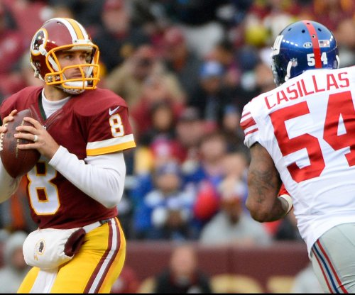Kirk Cousins leads Redskins past Giants
