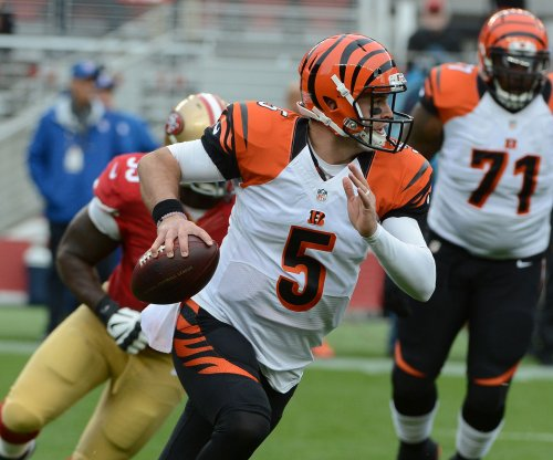 A.J. McCarron's management skills put to test this week