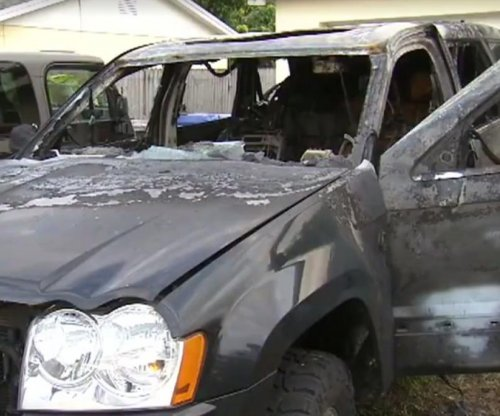 Galaxy Note 7 blamed for Jeep going up in flames