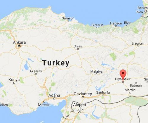 Explosion at police building in Turkey called accidental kills 1