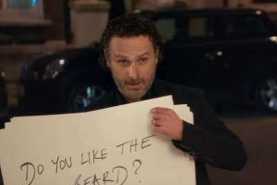 Andrew Lincoln, Keira Knightley reunite in 'Love Actually' sequel trailer