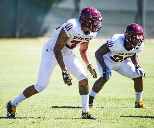 Arizona State Sun Devils' Marcus Ball retires from football because of seizures