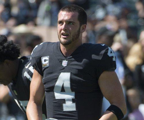 Fantasy Football: Oakland Raiders QB Derek Carr might have chance of playing vs. Ravens