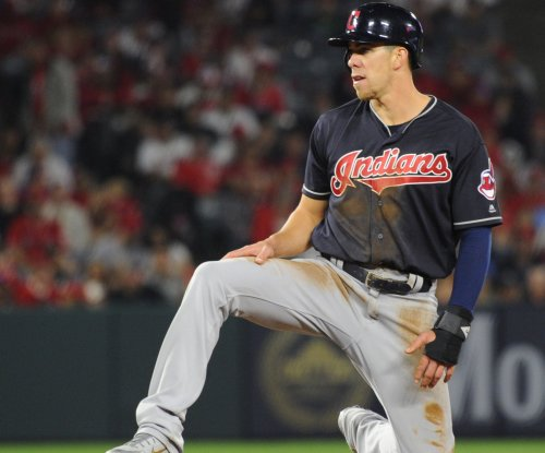 Indians continue long homestand against Rangers