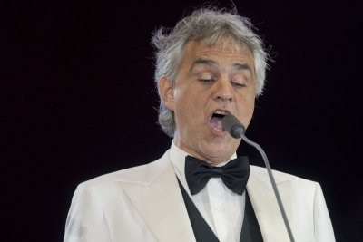 Andrea Bocelli to launch U.S. tour in December