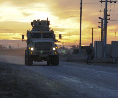 Explosions target 2 U.S. supply convoys in Iraq