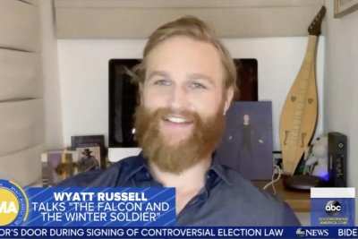 Wyatt Russell recalls audition for 'Captain America: The First Avenger'