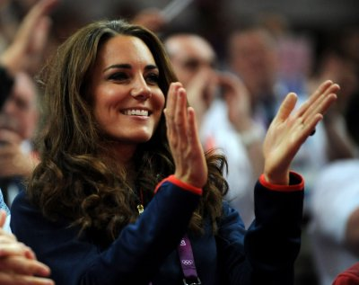 Duchess of Cambridge visits old school